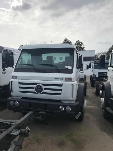 volkswagen 17.280/35 tractor sin urea