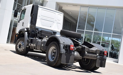 volkswagen 17.280/43 chasis dc - toma de fuerza