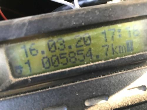 volkswagen 17310, con eje neumatico motor roto !!!! 6x2