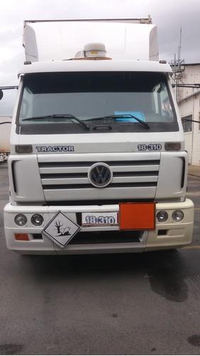 volkswagen 18310 2004  4x2 ( motor  novo )