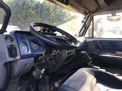 volkswagen 18310, con eje neumatico motor roto !!!! 6x2