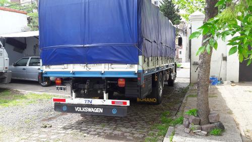 volkswagen 19.320 con acoplado 2016