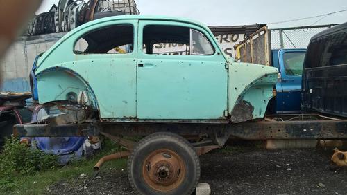 volkswagen 1964 proyecto de restauracion motor yfac original