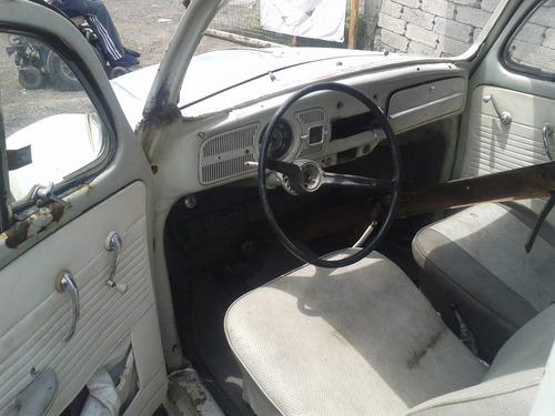 volkswagen 1968 proyecto de restauracion o partes fac origin
