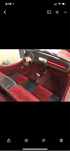 volkswagen 1975 clasico