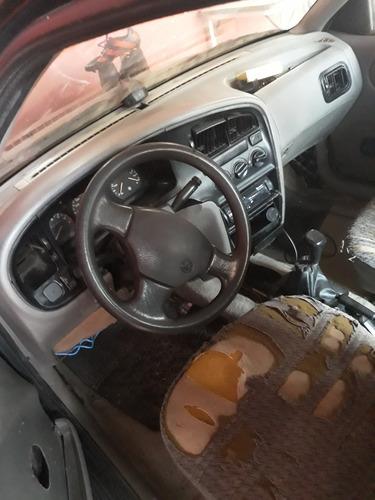 volkswagen 1994 logus