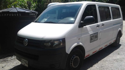 volkswagen 2012 transporter td