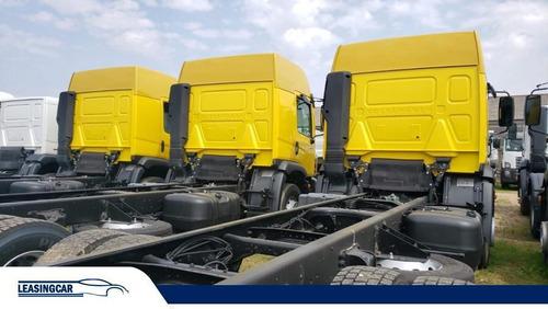 volkswagen 24-250 costelletion cab. alta y baja 2019 0km