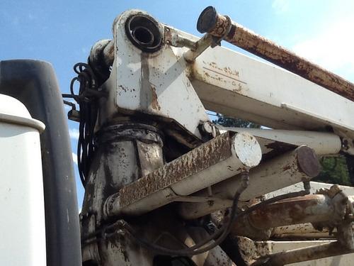 volkswagen 24220 com bomba de concreto 28 metros shuwing ok
