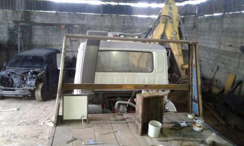 volkswagen 24220 vw plataforma prancha reboque 1997