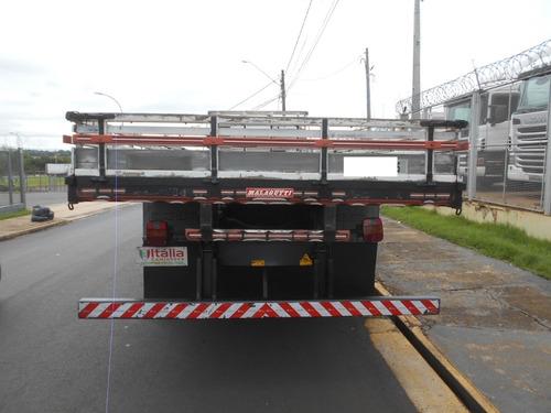 volkswagen 24250 2011 6x2 carroceria itália caminhões