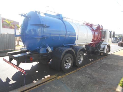 volkswagen 24250 2011 limpa fossa 15.000 litros
