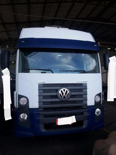 volkswagen 24.280 8x2 2013 baixo km = vw 24.250  worker