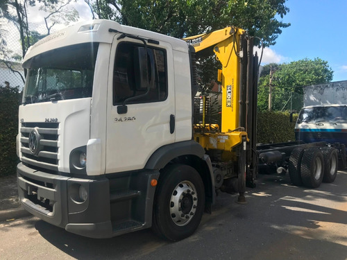 volkswagen 24280  ano 2012. chassis
