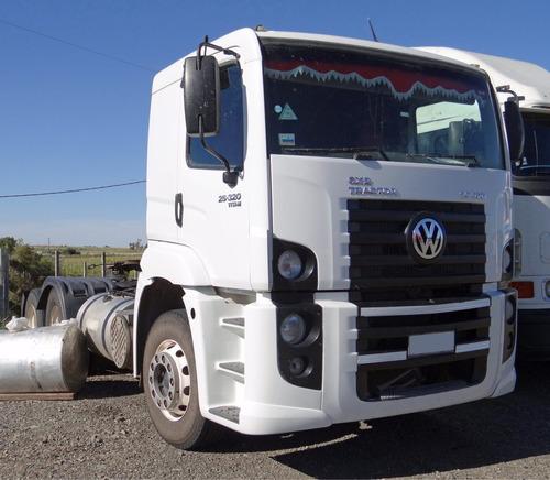 volkswagen 25320 2012 u$s30000 y facilidades