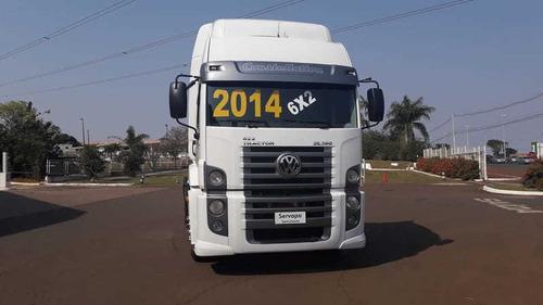 volkswagen 25.390 25390 6x2 2014