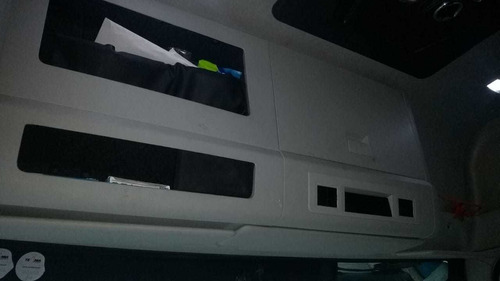 volkswagen 25.390 6x2 ano 2015 teto alto 2º dono impecável