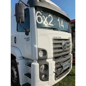 Volkswagen 25390 6x2 No Chassis 2014