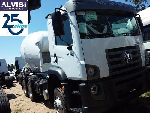 volkswagen 26.280 mixer 6x4 280hp entrego hoy 0km
