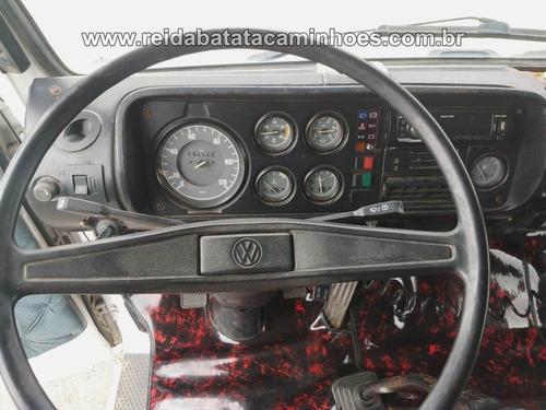volkswagen 7.90 s mwm turbo carroceria 5,50m e munck 1990 !