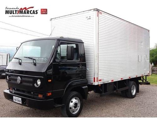 volkswagen 8-150 delivery baú 5.20 fernando caminhões