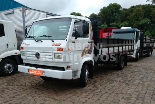 volkswagen 8.140 4x2, ano:1996/1997