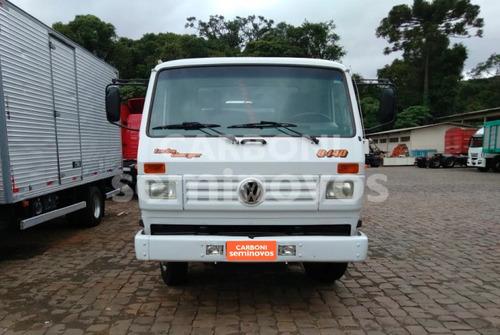 volkswagen 8.140 4x2. em ótimo estado de conservação!