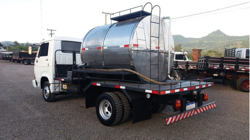 volkswagen 8140 - tanque leite fernando caminhões