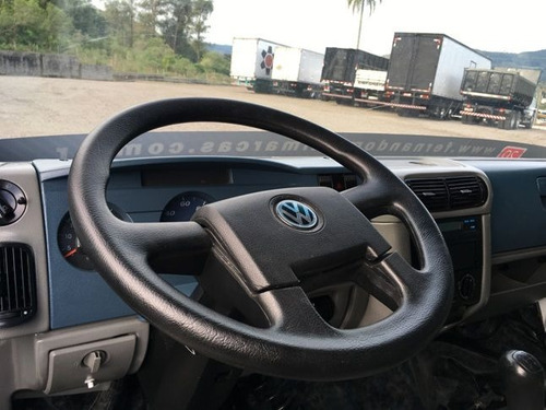 volkswagen 8.150 e delivery - chassi - fernando