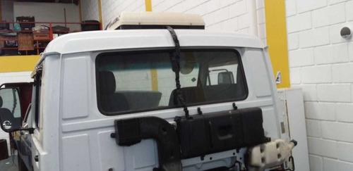 volkswagen 8.150 guincho plataforma hidráulica 5.5 mts