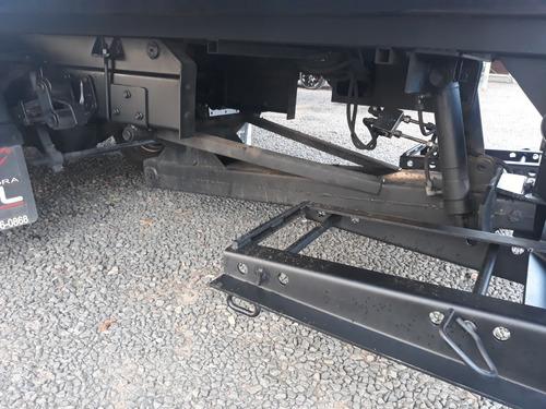 volkswagen 8.160 -2015 plataforma 6 mtr asa delta