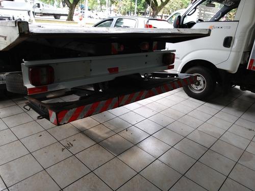 volkswagen  8160 plataforma guincho 6,00m c/ asa