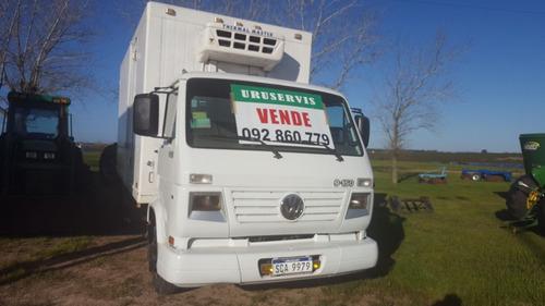volkswagen 9-150 con furgón de abasto