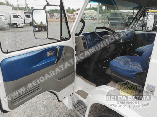 volkswagen 9-150 e worker caçamba basculante único dono