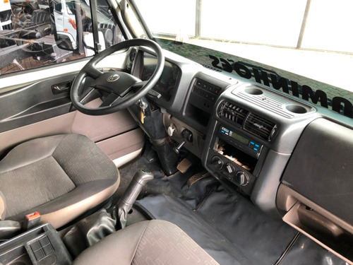 volkswagen 9-160 drc 4x2 chassi truck