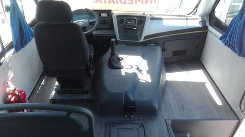 volkswagen 9-160 minibus 24+1, entrega inmediata