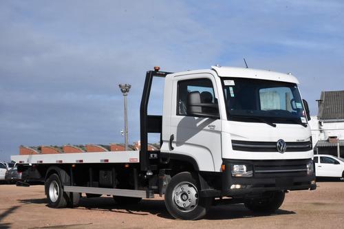 volkswagen 9-170 euro iii delivery 4x2 carrocería auxilio