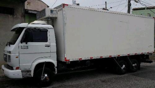 volkswagen  9.150 2008 baú refrigerado r$89.900,00