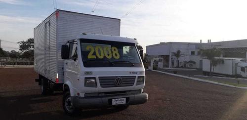 volkswagen 9.150 e cummins 2008