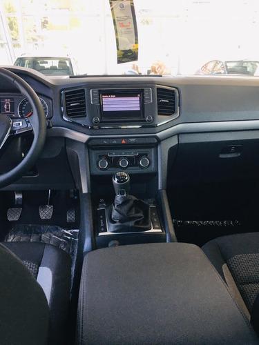 volkswagen amarok 0km 2020 $700.000 o tu usado + cuotas e