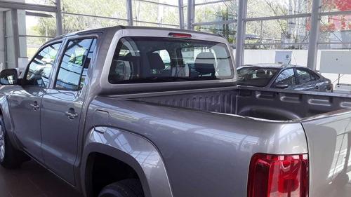 volkswagen amarok 0km 2020 $800.000 o tu usado+cuotas e