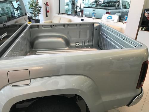 *volkswagen amarok 0km 2020 $800.000 o tu usado + cuotas g