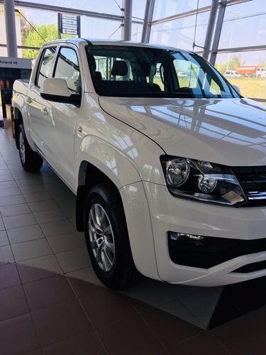 volkswagen amarok 0km 2021 $410.000 o tu usado + cuotas n