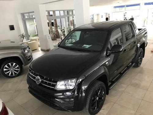 volkswagen amarok 0km black style v6 258cv 2020