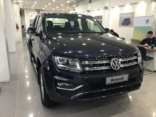 volkswagen amarok 0km highline financio cuotas fijas 4x4 vw7