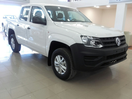 volkswagen amarok 140cv trendline 4x2 reserva ya 2021