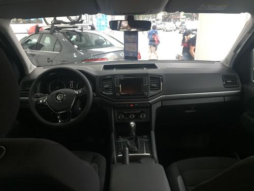 volkswagen amarok 180cv 2.0 comfortline 4x2 aut 0km 2020 vw