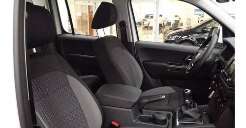 volkswagen amarok 180cv comfortline 4x2 manual reserva ya 06