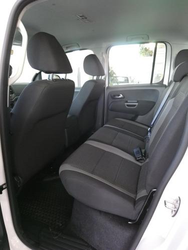 volkswagen amarok 180cv comfortline  at 4x2 v/colores (migi)