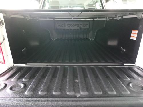 volkswagen amarok 180cv comfortline  mt 4x2 gris(migi)